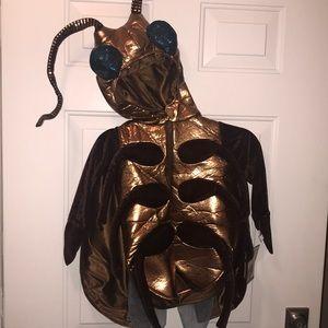NWT Hallows Eve Beetle Costume